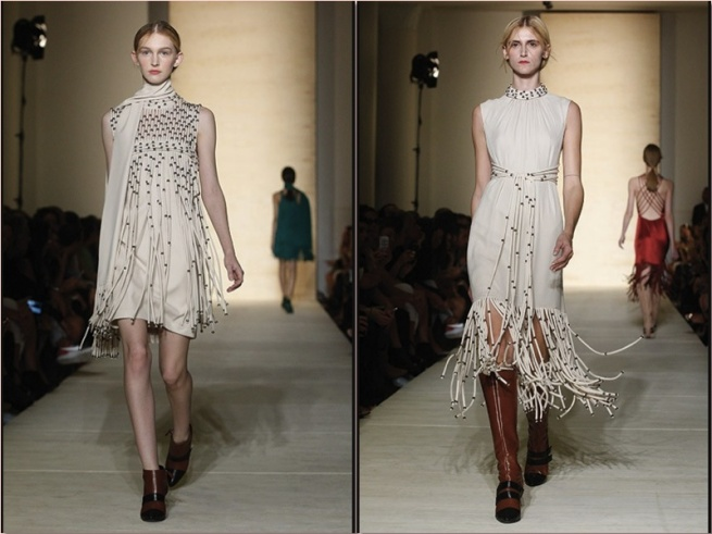 FRINGES AND BEADS AT REINALDO LOURENCÇO
