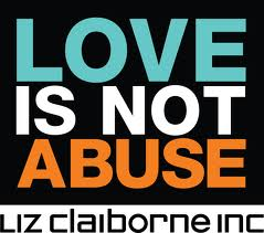 Love Is Not Abuse App Logo