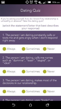 quiz best dating site for me