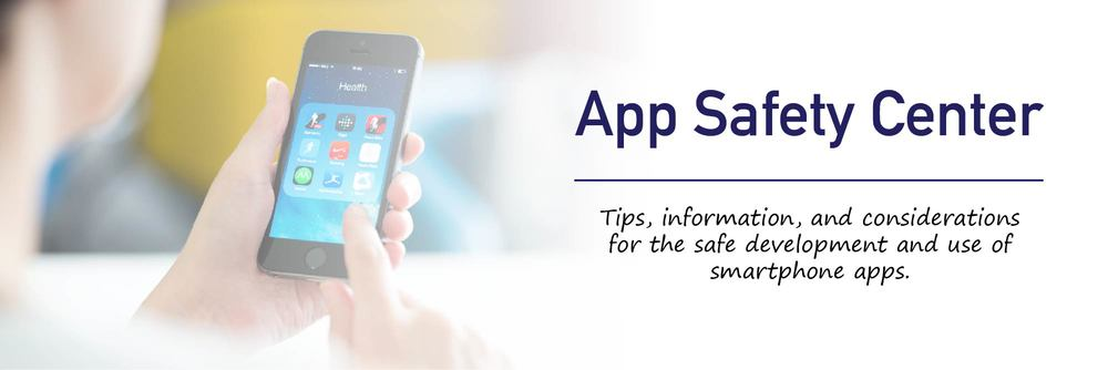 App Safety Center Banner