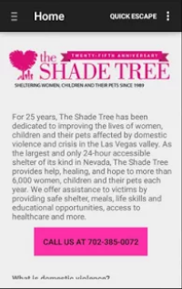 Shade Tree Screenshot 1