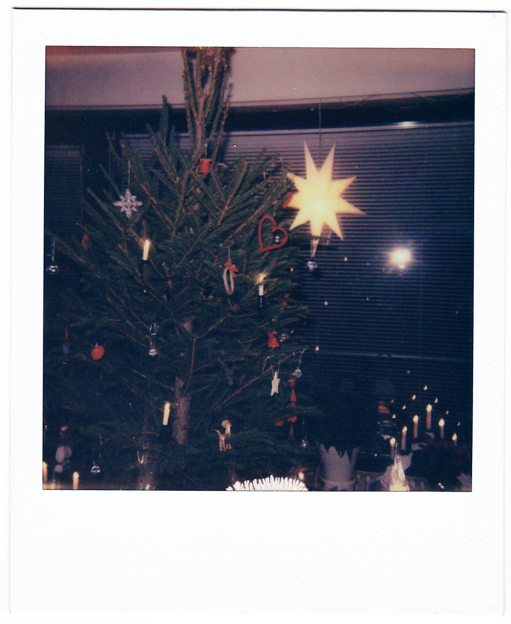 Christmas Eve in Lauttausaari.