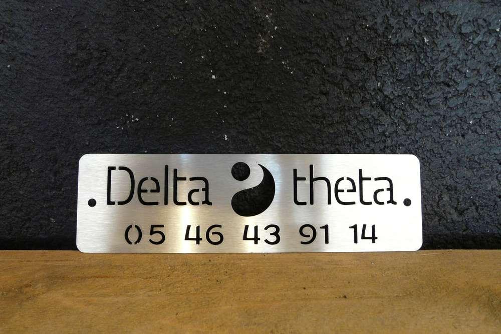 plaque_Delta Theta