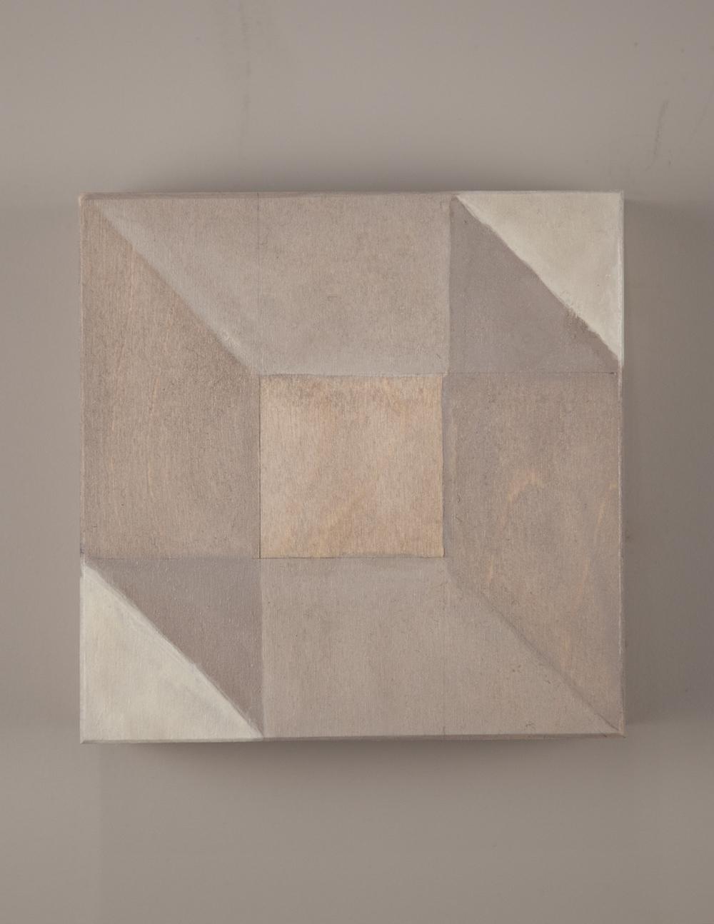 Guache cube #2