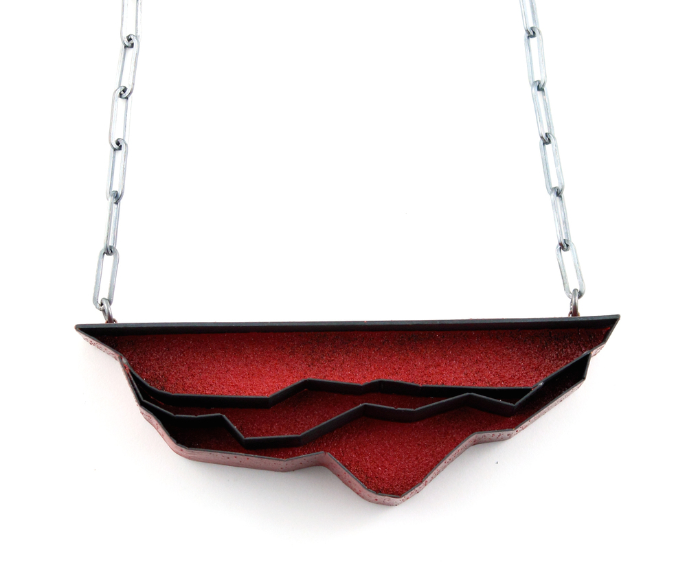 In the distnace necklace red.jpg