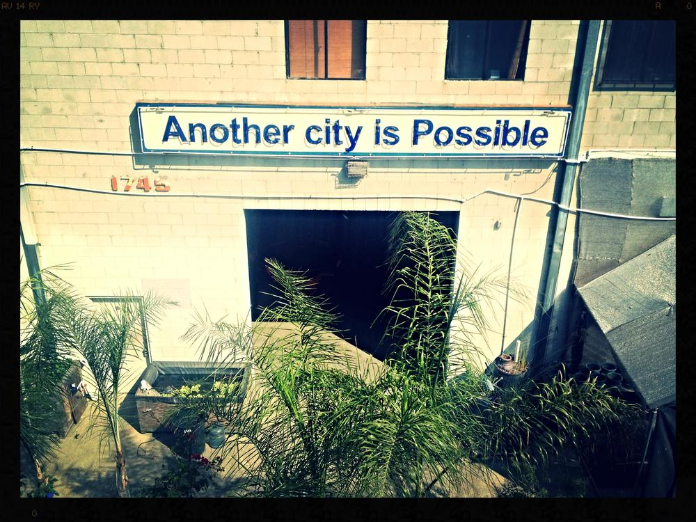 Another City Is Possible
