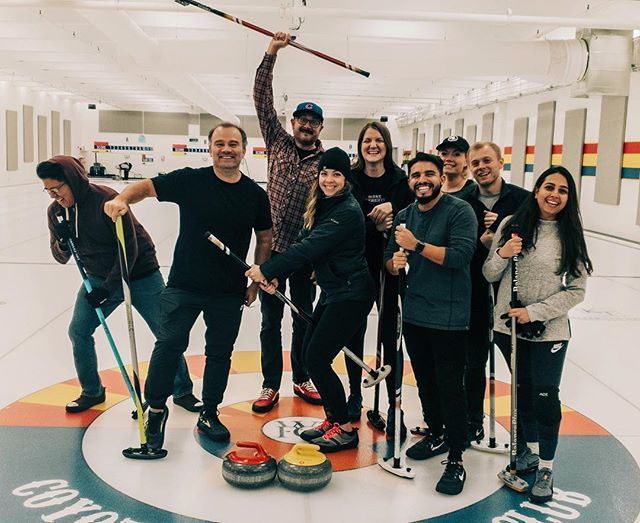Curling, the next soccer. Trust me.