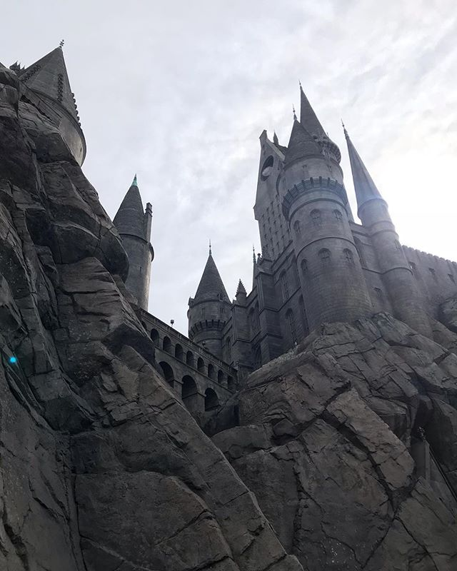 Explored the world of Harry Potter and loved every second of it.