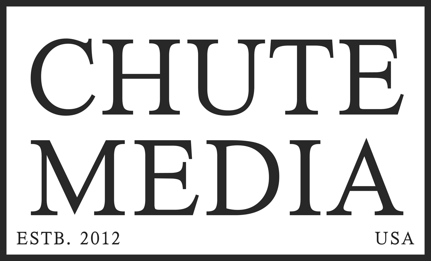 Chute Media | Montana Film Production
