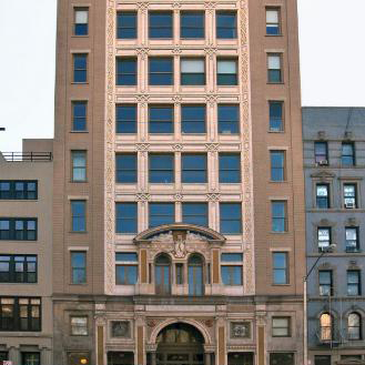 Forward Building, NYC