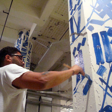 RETNA at 01 Gallery, Los Angeles