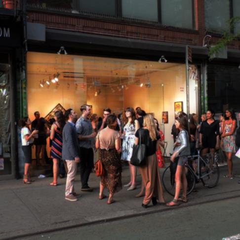 215 Bowery, NYC