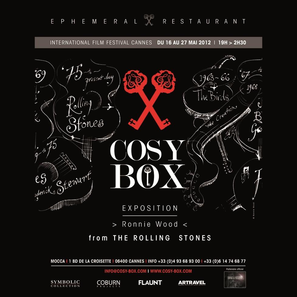 Cosy Box, Cannes