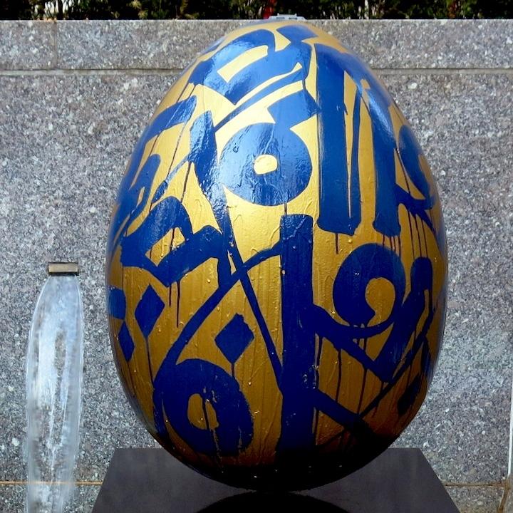 RETNA x Fabergé, NYC