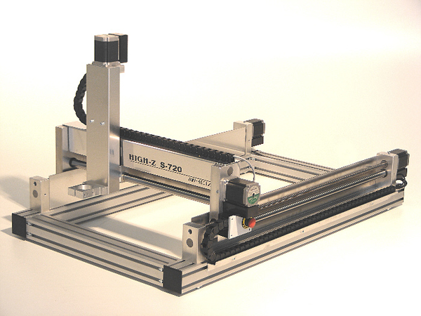 High Z - S Series Bench CNC