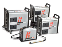 Hypertherm Powermax Top quality Plasma Cutters from Hypertherm for use on all our CNC Platforms