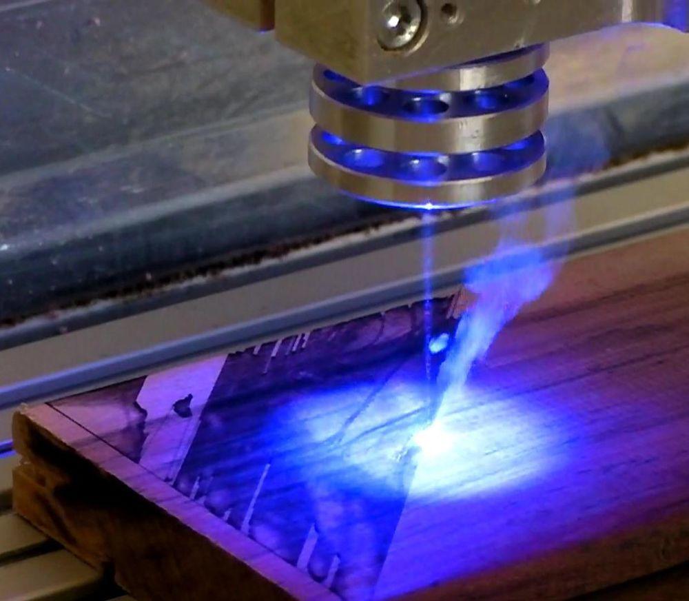 Laser Engraving Module