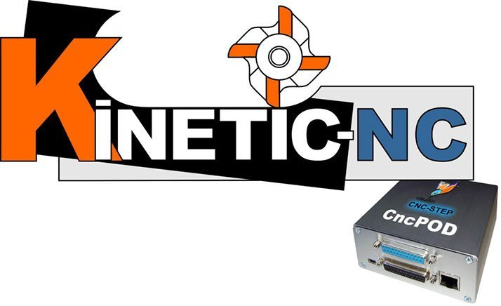 KinetiC NC cnc control software -   Read more here