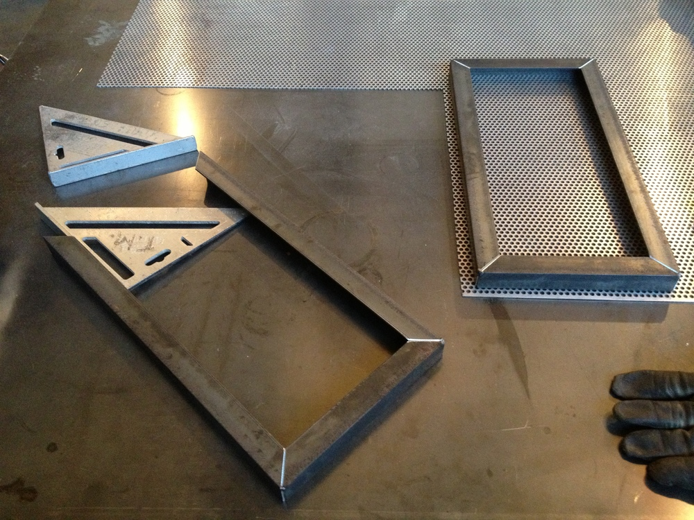 Wine Cellar Air Vent Covers