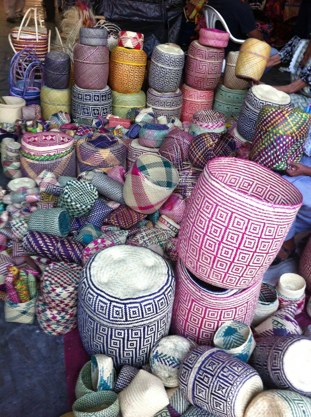 Oaxcan handicrafts