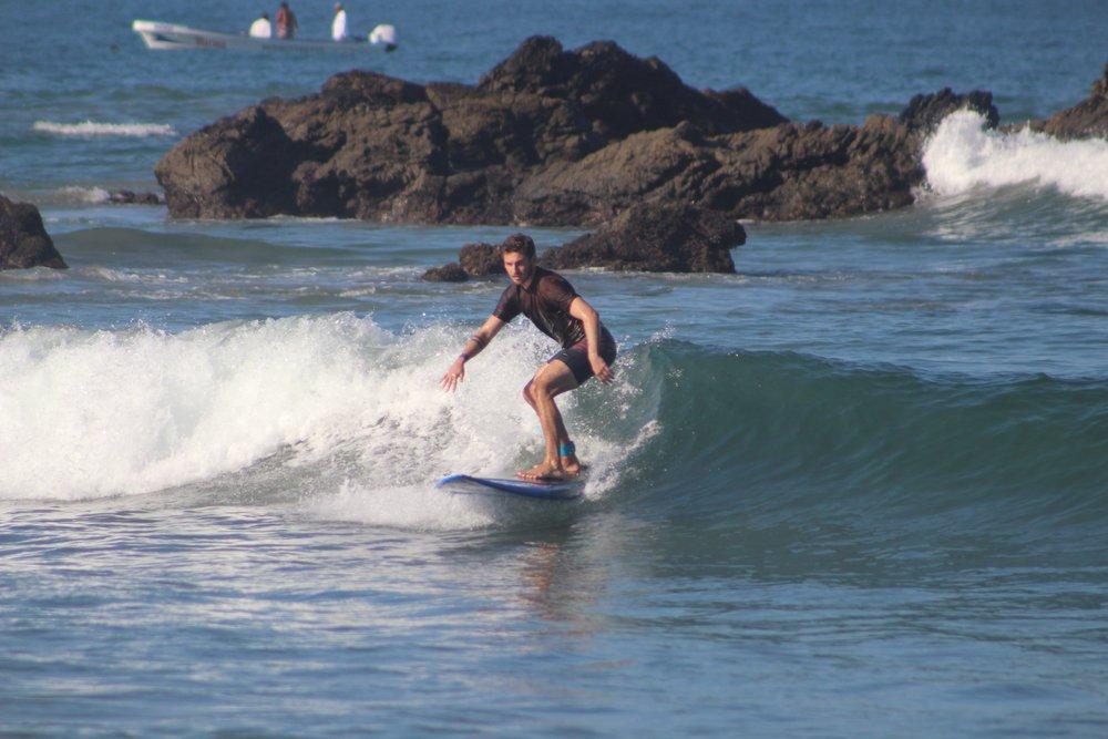 private surf lessons puerto escondido
