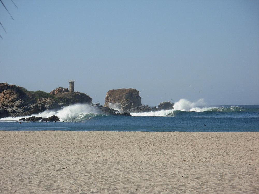 La Punta de Zicatela - Puerto Escondido