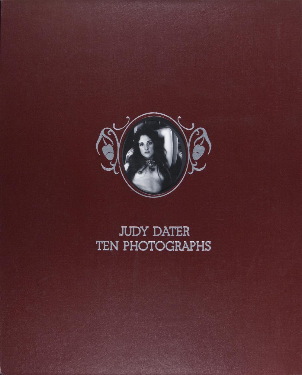 Judy Dater: Ten Photographs (Portfolio), 1974