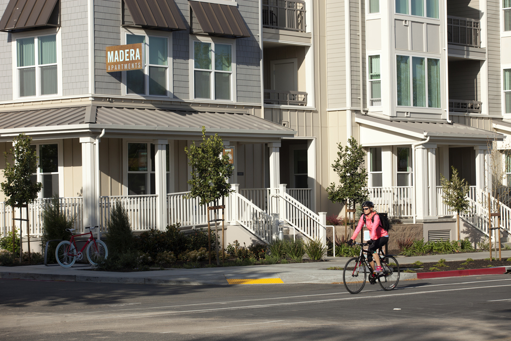 The Madera Apartments Located In The Heart Of Silicon Valley, Mountain View  CA. Our