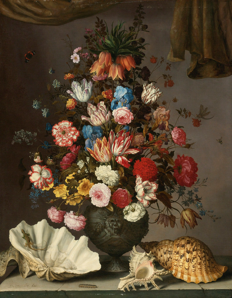 Workshop inspiration: Balthasar van der Ast