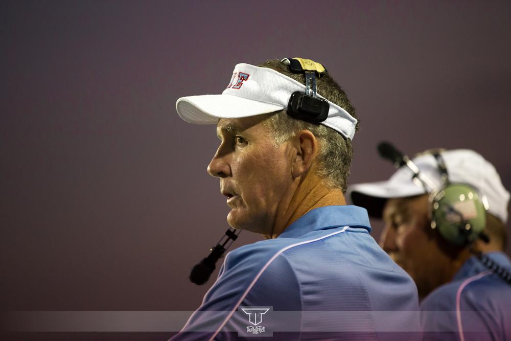 Coach Copeland - Eisenhower Eagles