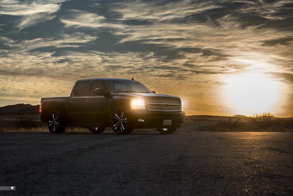 Chevy Silverado 6