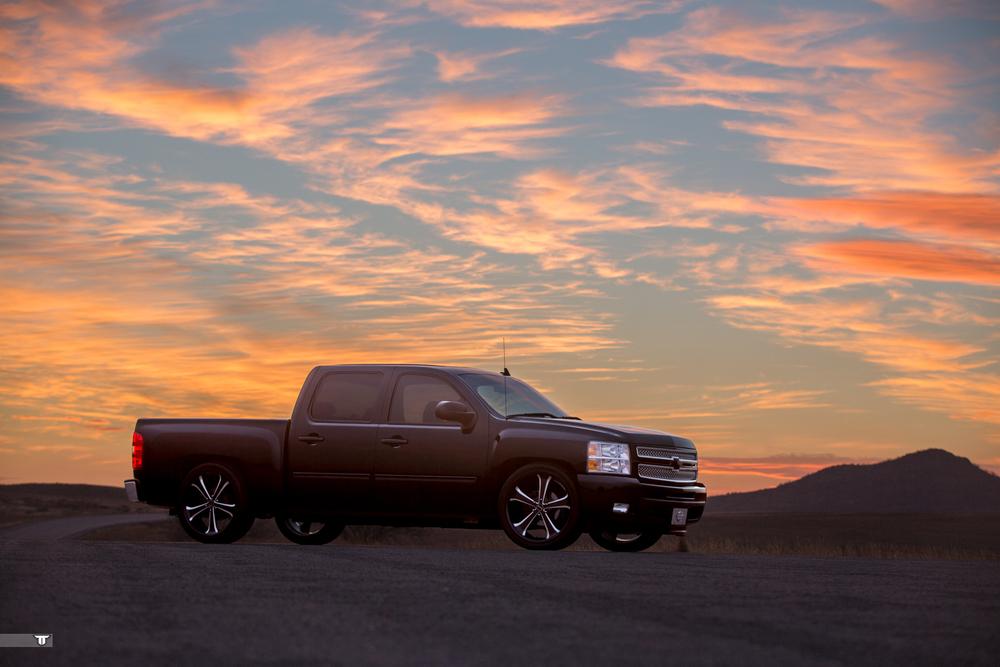 Chevy Silverado 8