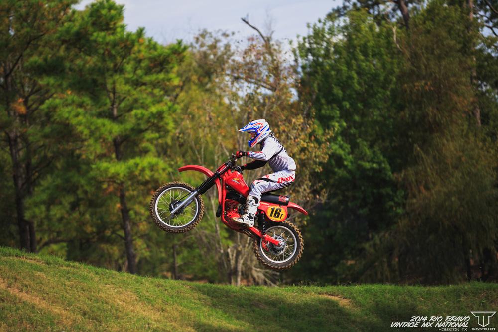 Brent Mahlmann  MARTY TRIPES 100cc INT