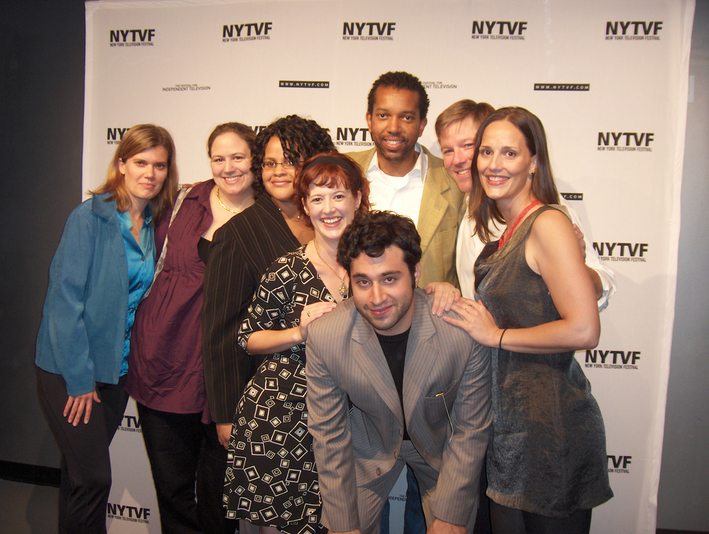 """Saving Corporate America"" cast and crew   NY Television Festival"