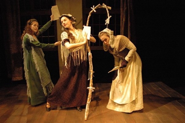 "Harriet/Kate in ""Experiment with an Air Pump"""