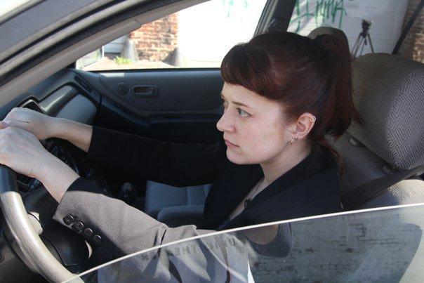 "Tara Randolph in ""The Loose End"""