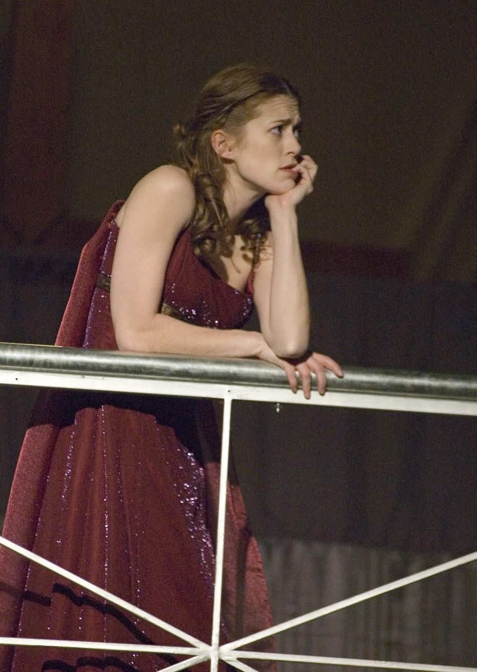 "Juliet in ""Romeo & Juliet"""