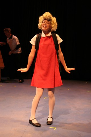 "Sally in ""You're a Good Man, Charlie Brown"""