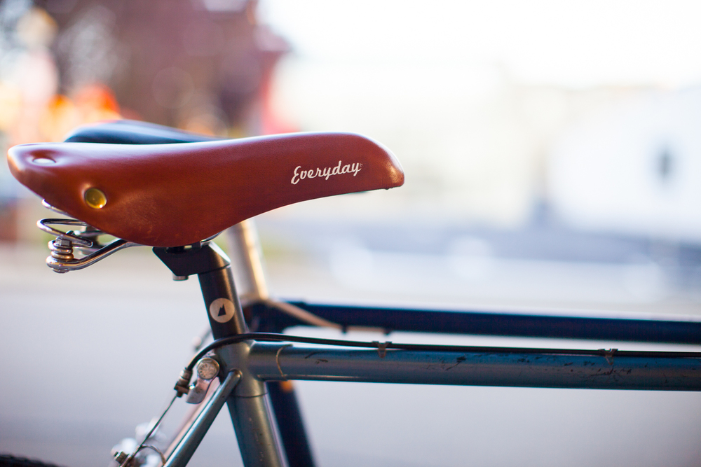 Get around by bike is easy from these Kingsway condos.