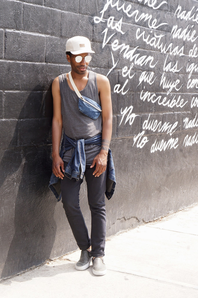 Summer Festival Denim // Style Society Guy