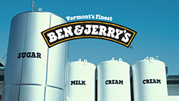 "Ben & Jerry's ""The Mile We're Made Of"""