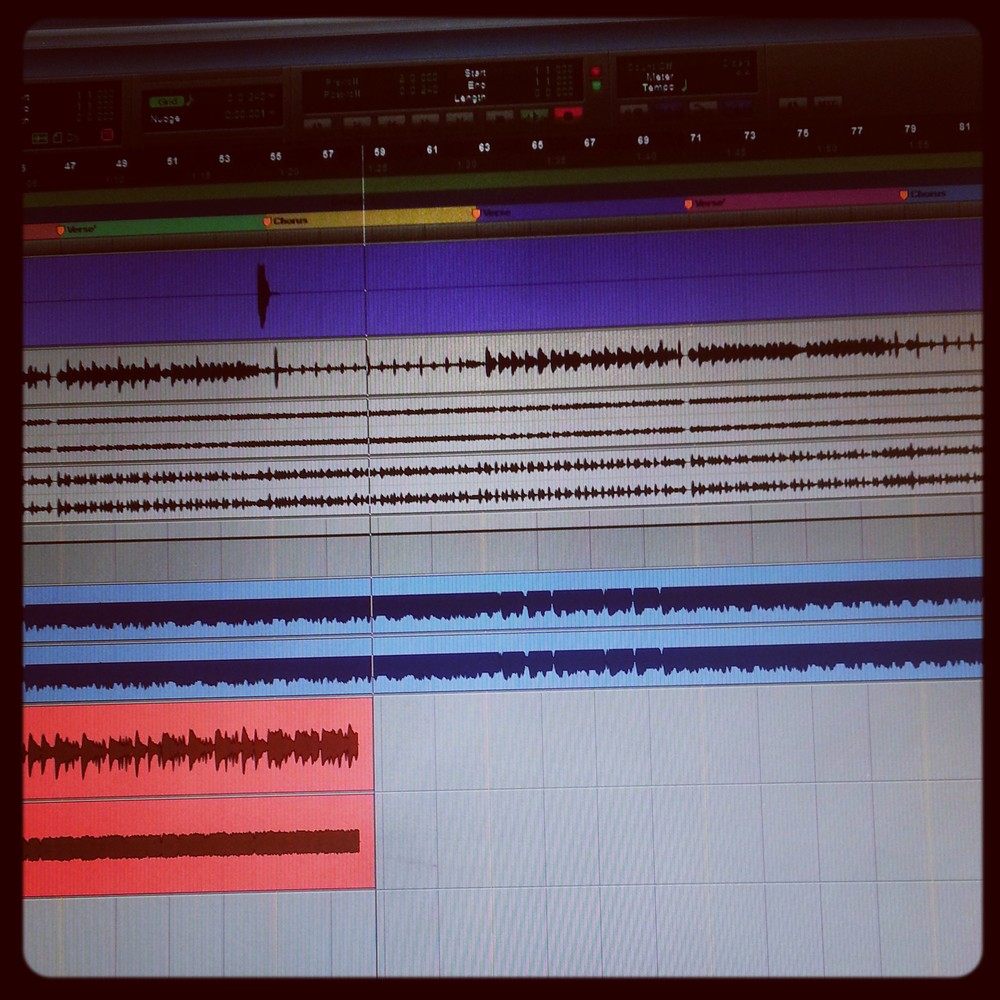 guitar tracking protools