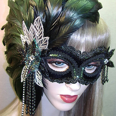 Opera Masquerade Mask Thumb