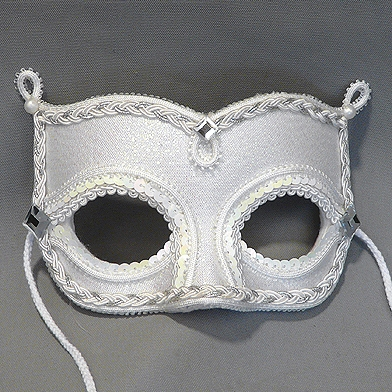 Dew Fairy Companion Masquerade Mask Thumb