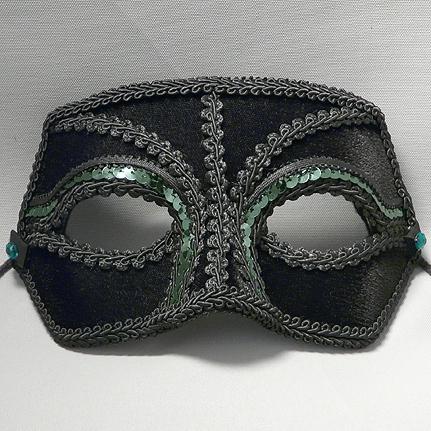 Casanova Masquerade Mask Thumb