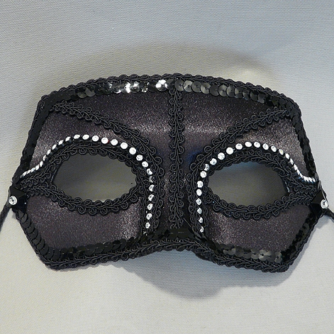 Grant Masquerade MaskThumb