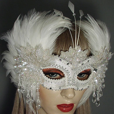 Gweneviere Masquerade Mask Thumb