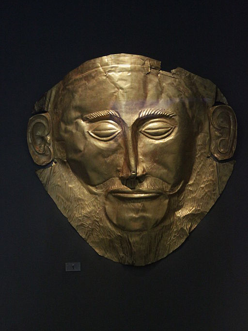 Golden Mask of Agamemnon