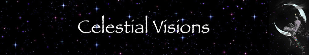 Celestial Visions Masquerade Mask Collection Banner