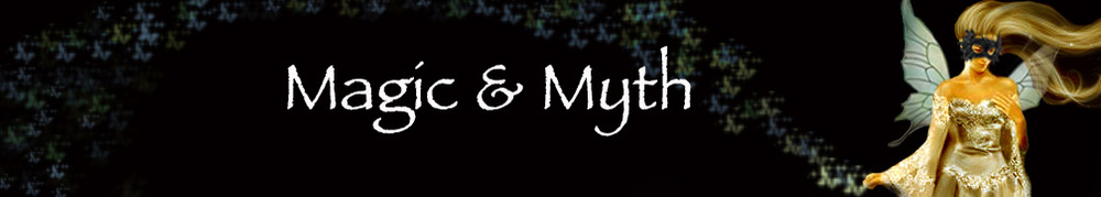 Magic & Myth Masquerade Mask Collection Banner